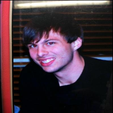 A photo of Eric Munsell released by Boston police. He was last seen in the downtown area at about 11:30 p.m. Saturday.